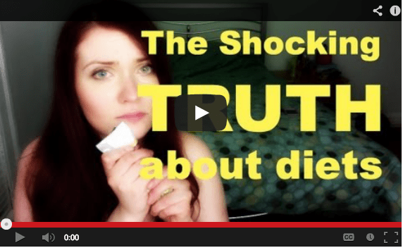 The SHOCKING Truth about Dieting!