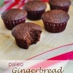 Healthy Paleo Gingerbread Muffins #MyMarianos