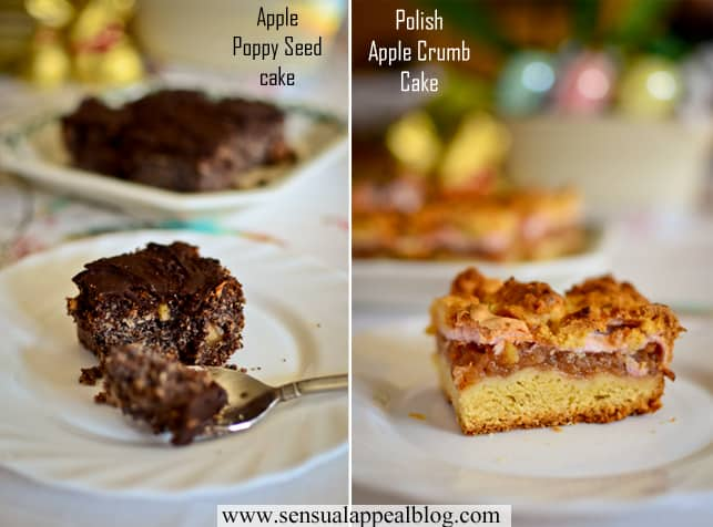 Polish Easter Cakes