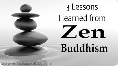 3 Things I learned from Zen Buddhism