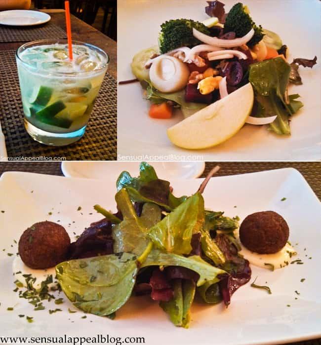 Brazilian dinner reviewed by SensualAppealBlog.com