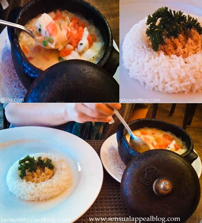 Brazilian dinner reviewed by SensualAppealBlog.com