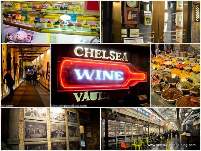 chelsea market in nyc by sensualappealblog.com