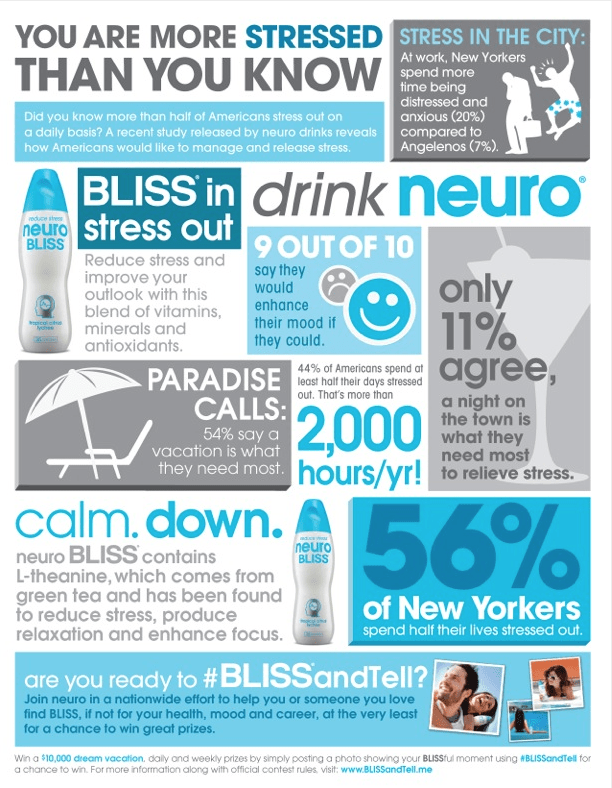 What's your BLISSful moment?