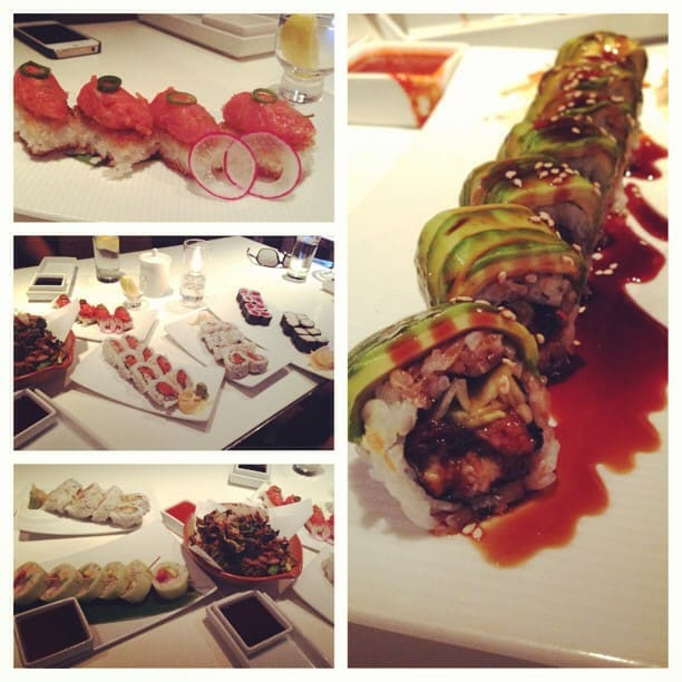 Katsuya Sushi Hollywood