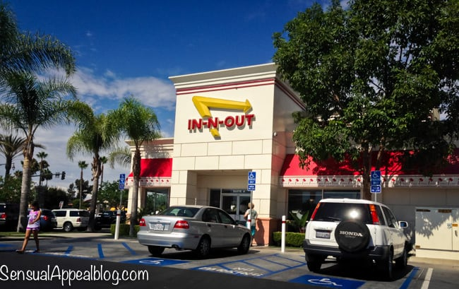 In-N Out Burger