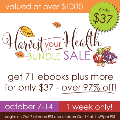 Harvest Your Health Bundle Sale_403x403