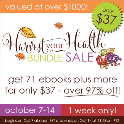 Harvest Your Health Bundle Sale_403x403
