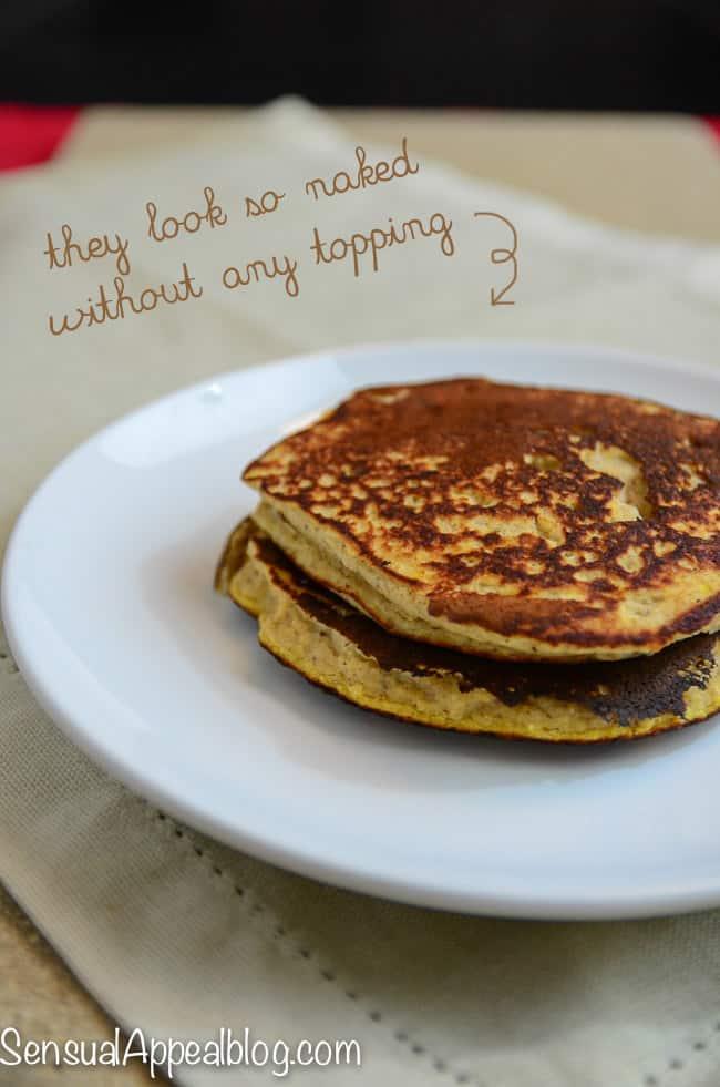 Roasted Acorn Squash Protein Pancakes (gluten free) for #MyMarianos #CBias #shop