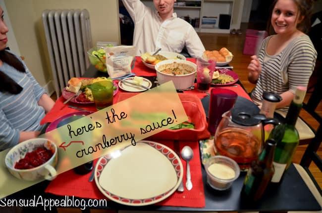 Homemade Healthy Orange Cranberry Sauce Recipe (vegan, no sugar added)