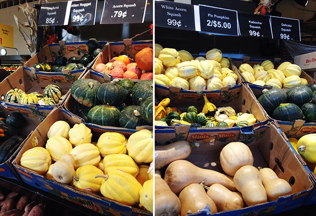 Squash Heaven at #MyMarianos #shop #Cbias