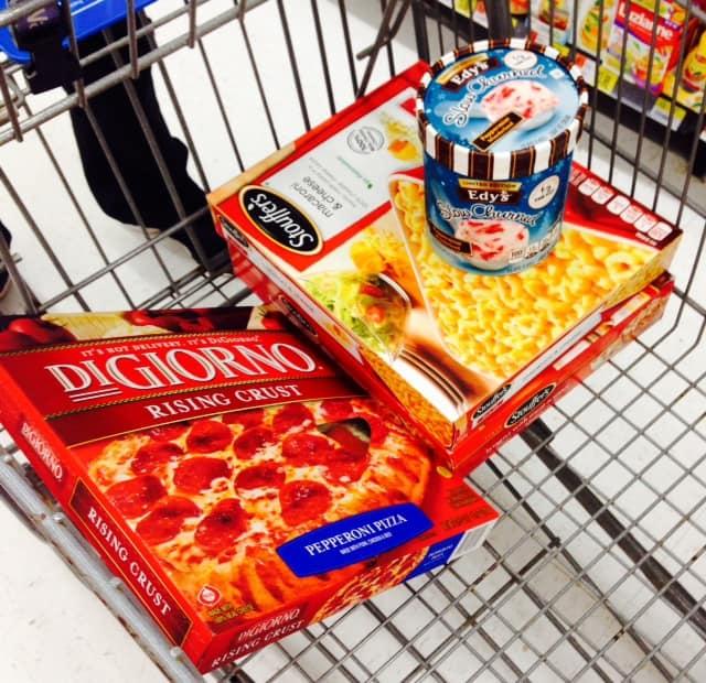 Family size party dinners #PlanAhead #shop #cbias