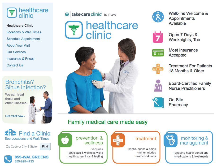 How to cut down on time and healthcare costs with Walgreens #HealthcareClinic #shop