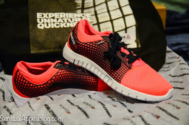 These shoes will make you UNNATURALLY QUICK #LiveWithFire #ReebokZQuick #ZRated