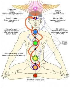 kundalini yoga - chakras