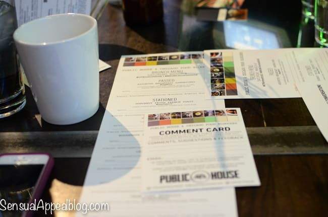 Chicago Food Bloggers Brunch at Public House 2014 - Sensual Appeal Blog