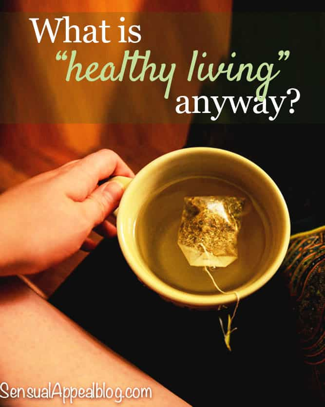 what is healthy living #herhealth #shop