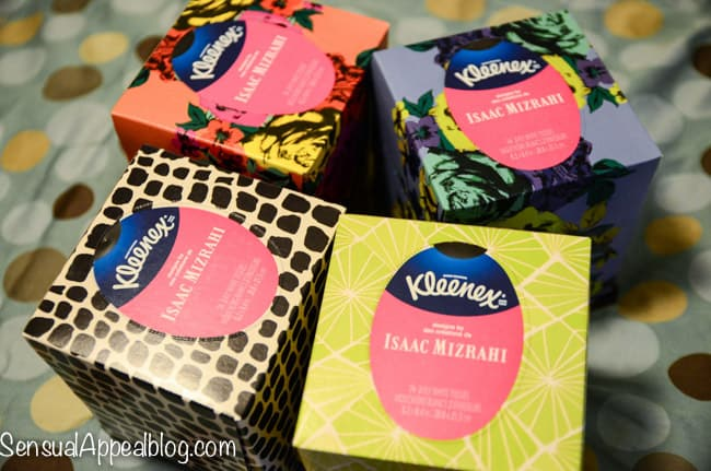 What's your Kleenex style?