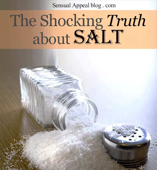 Is salt good for you?
