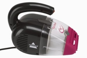 Bissell Pet Hair Eraser Handheld Vacuum review - short, hassle free, no extra attachments