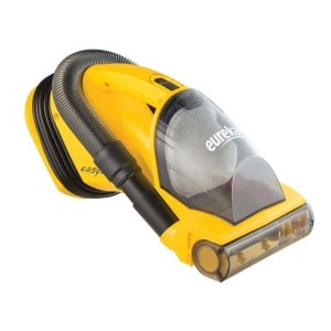 Eureka EasyClean Corded Hand-Held Vacuum review