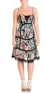Guess Tiered Summer Dress