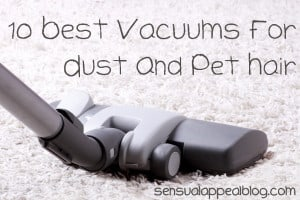 10 Best Vacuum for Pet Hair and Hardwood Floors cover image