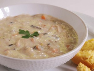 chicken chowder soup