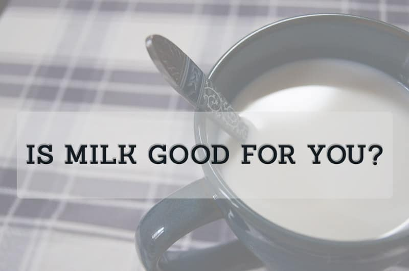 Is Milk Good For You?