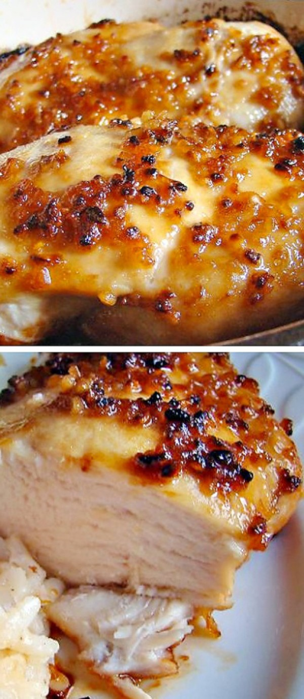 50 Best Chicken Recipes Ever - Get the recipe ♥ Brown Sugar and Garlic Chicken @recipes_to_go