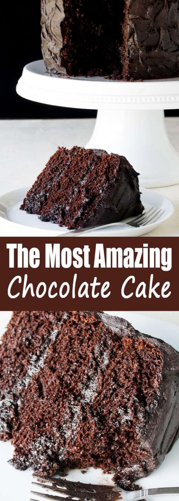 Get the recipe ♥ Chocolate Cake #besttoeat @recipes_to_go