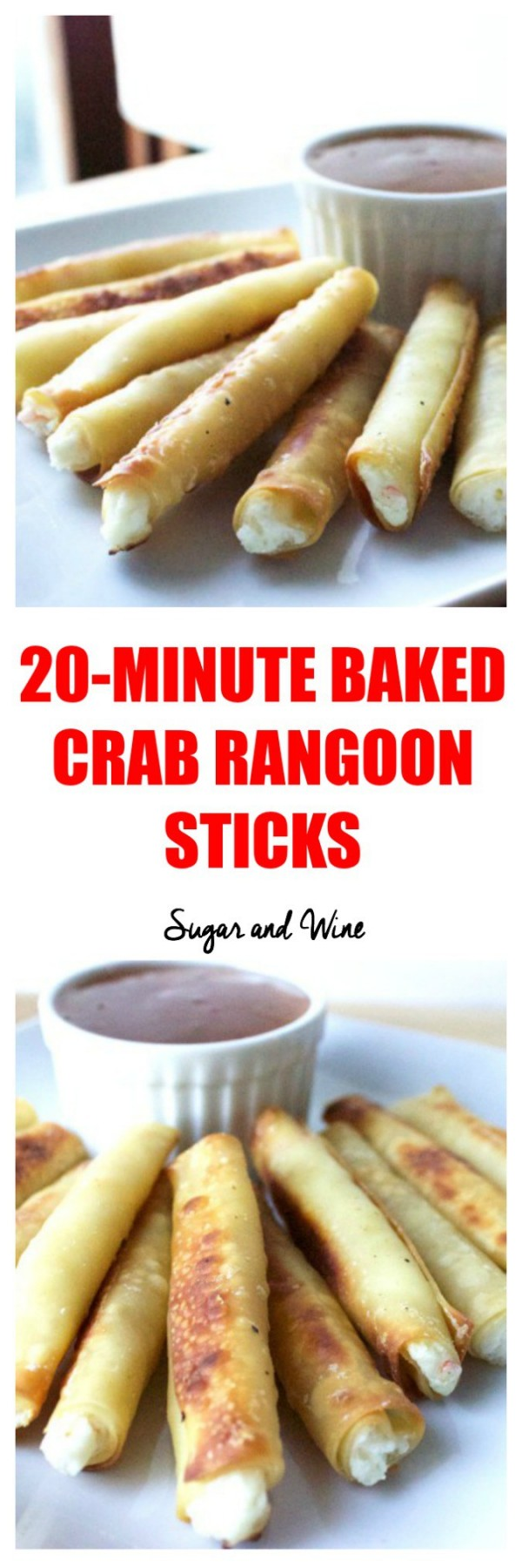 Get the recipe Baked Crab Rangoon Sticks @recipes_to_go