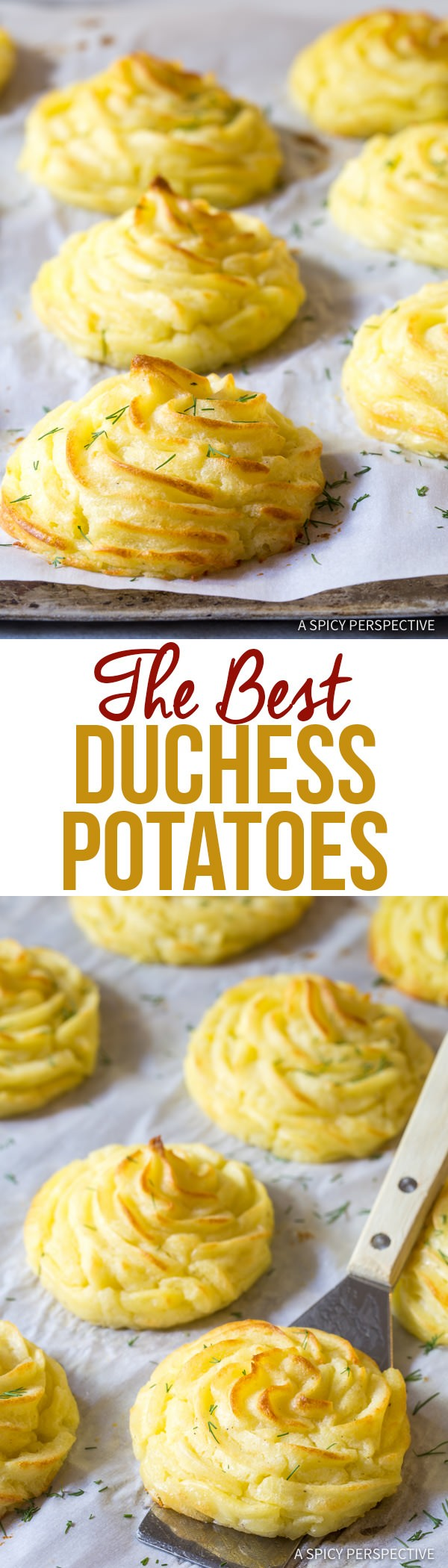Get the recipe The Best Duchess Potatoes @recipes_to_go