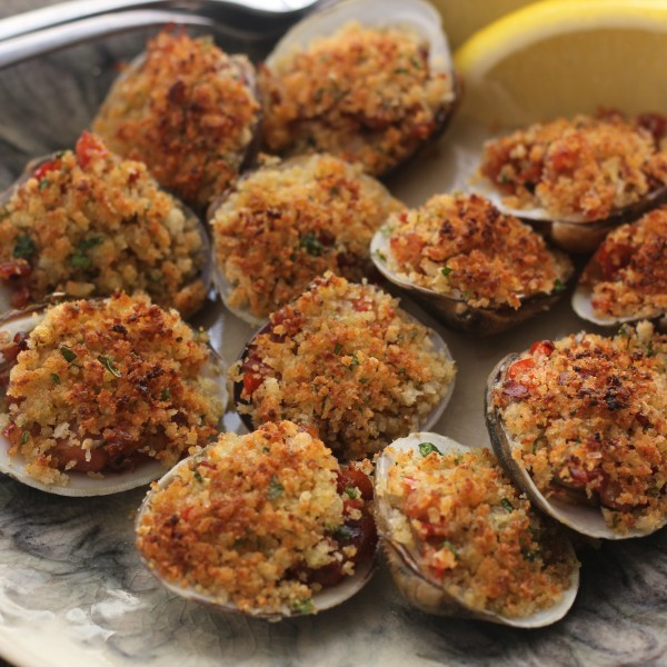 Get the recipe Clams Casino @recipes_to_go