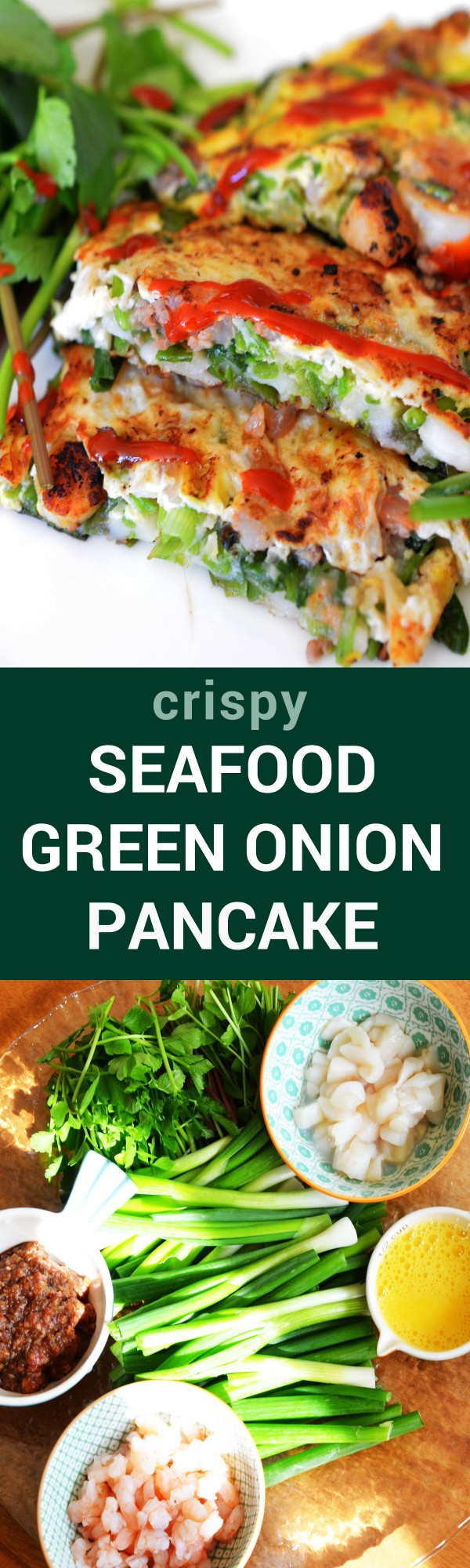 Get the recipe Seafood Green Onions Pancakes @recipes_to_go