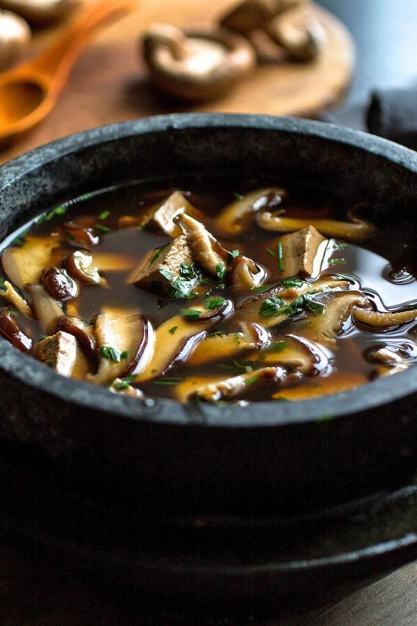 Get the recipe Tofu Mushroom Soup @recipes_to_go