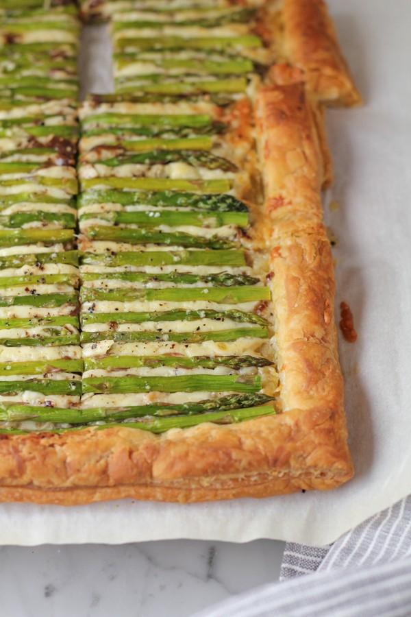Get the recipe Asparagus Gruyere Tart @recipes_to_go