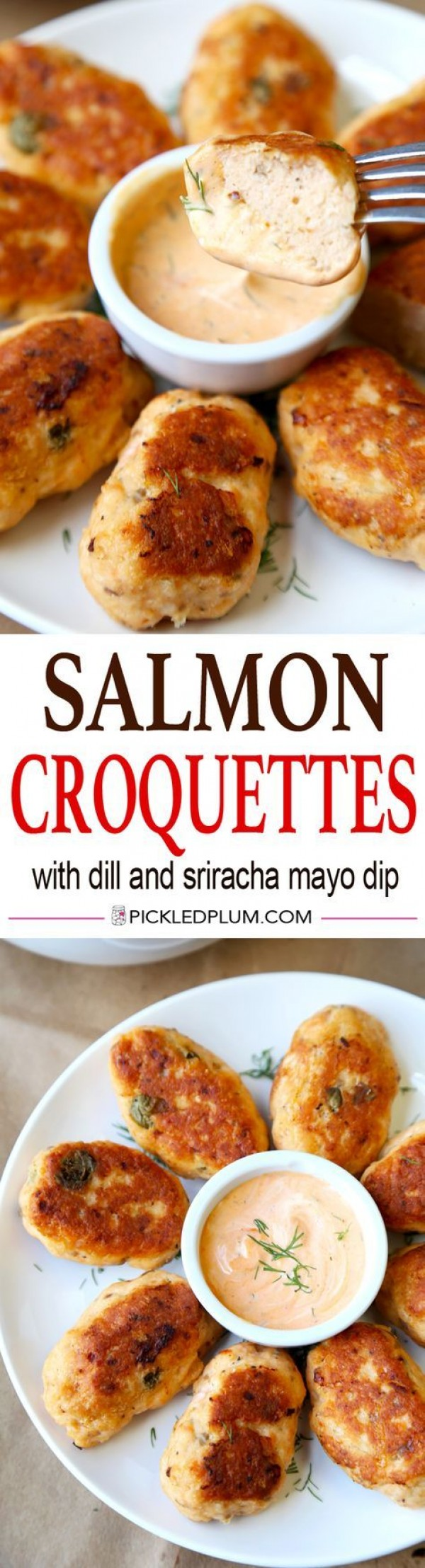 Get the recipe Salmon Croquettes @recipes_to_go