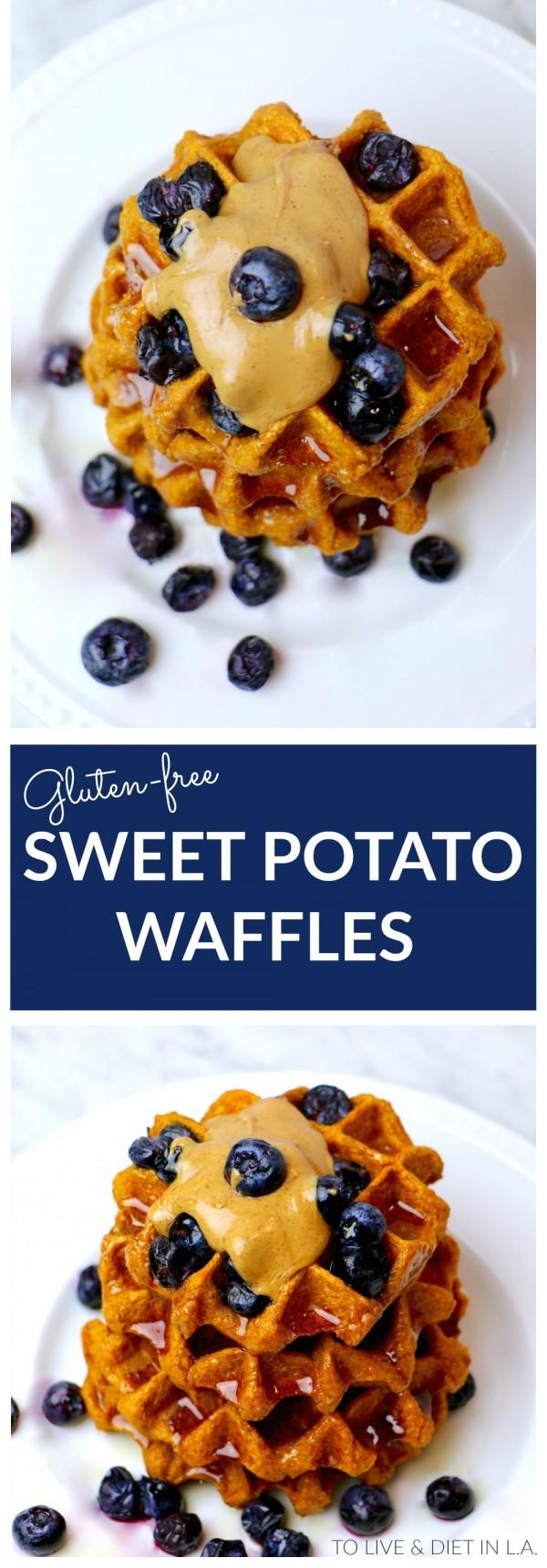 Get the recipe Sweet Potato Waffles @recipes_to_go