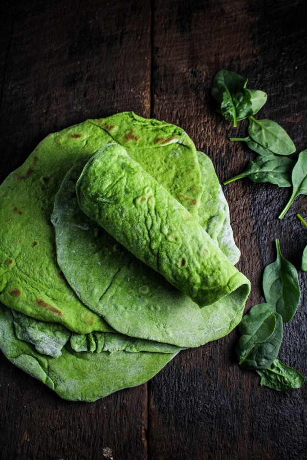 Get the recipe Homemade Spinach Wraps @recipes_to_go