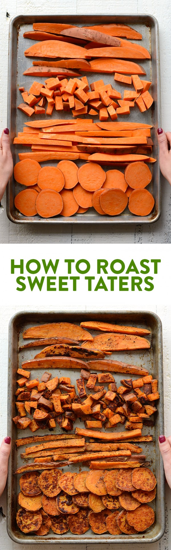 Get the recipe How to Roast Sweet Taters @recipes_to_go