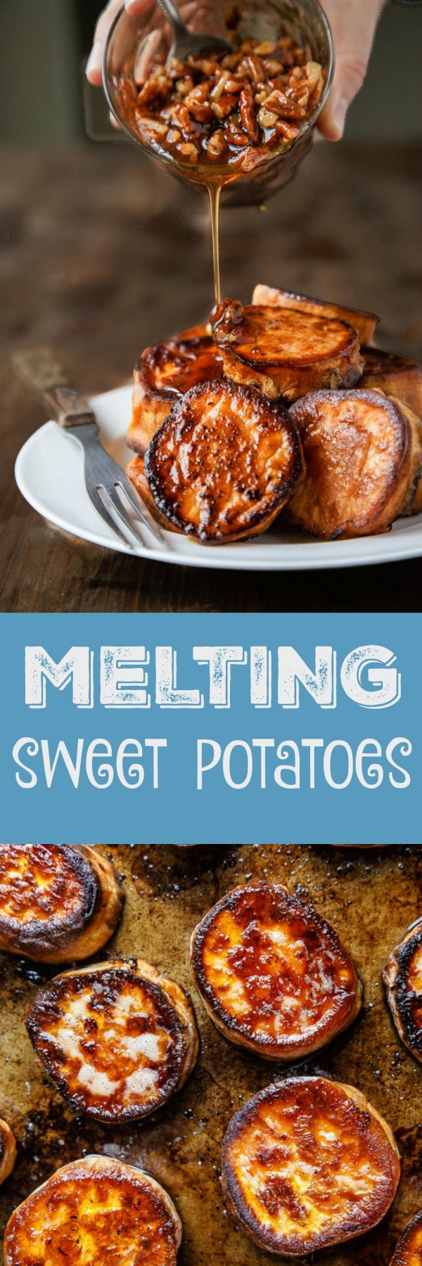 Get the recipe Melting Sweet Potatoes @recipes_to_go