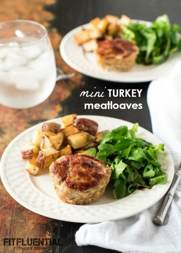 Get the recipe Mini Turkey Meatloaves @recipes_to_go