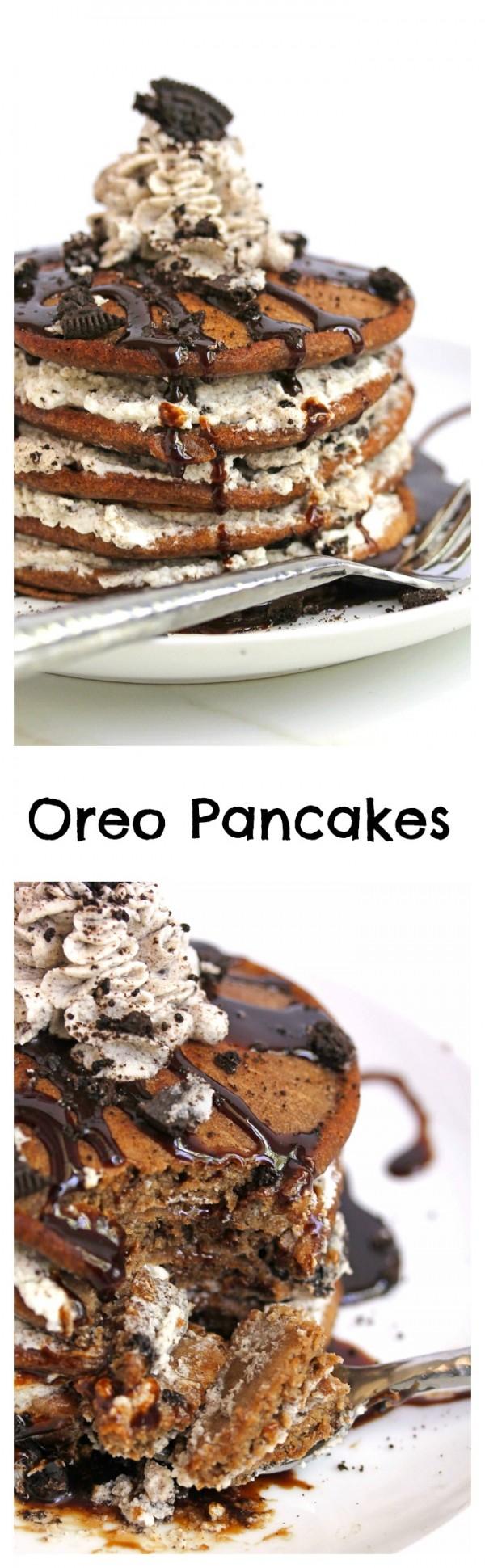 Get the recipe Oreo Pancakes @recipes_to_go