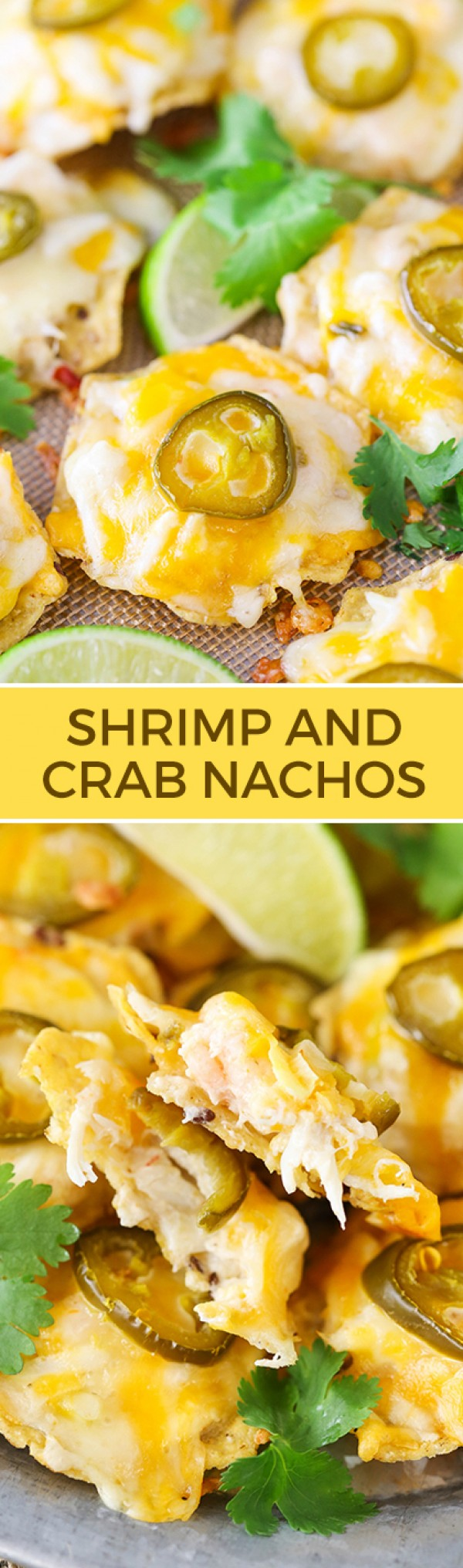 Get the recipe Shrimp and Crab Nachos @recipes_to_go