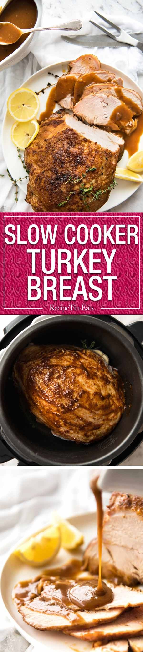 Get the recipe Slow Cooker Turkey Breast @recipes_to_go