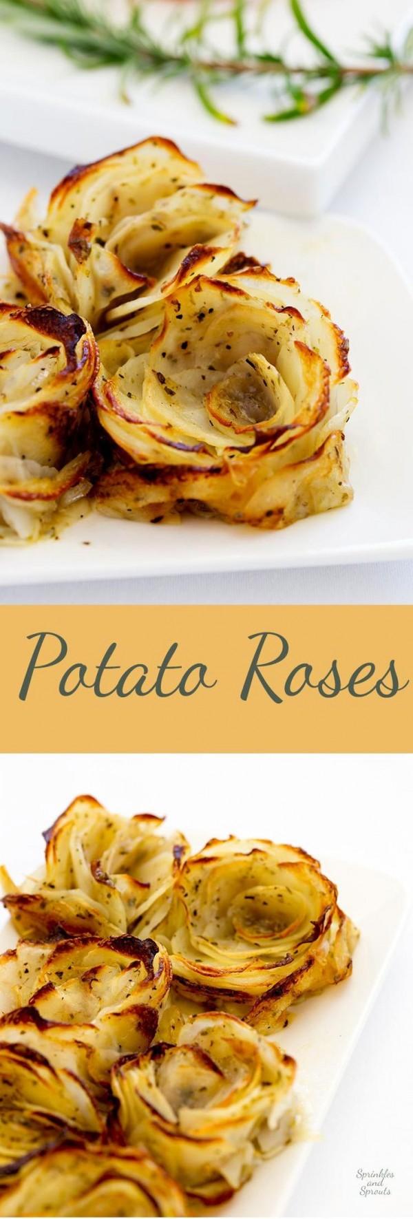 Get the recipe Potato Roses @recipes_to_go