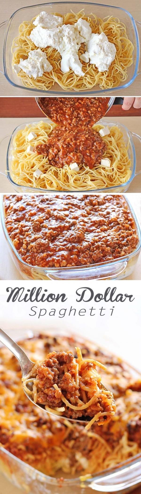 Get the recipe Million Dollar Spaghetti @recipes_to_go