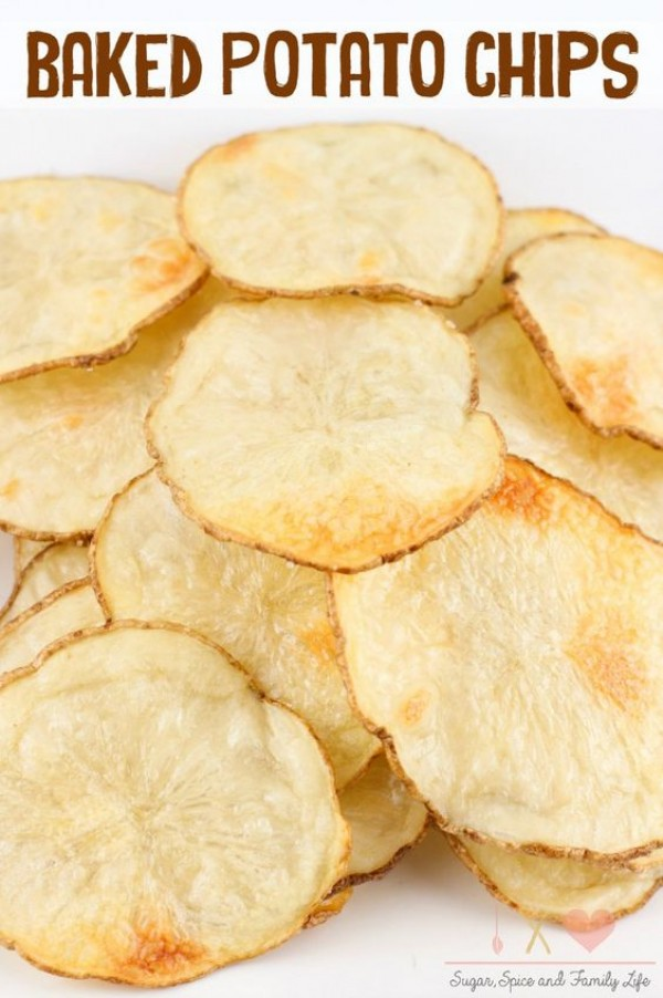 Get the recipe Baked Potato Chips @recipes_to_go