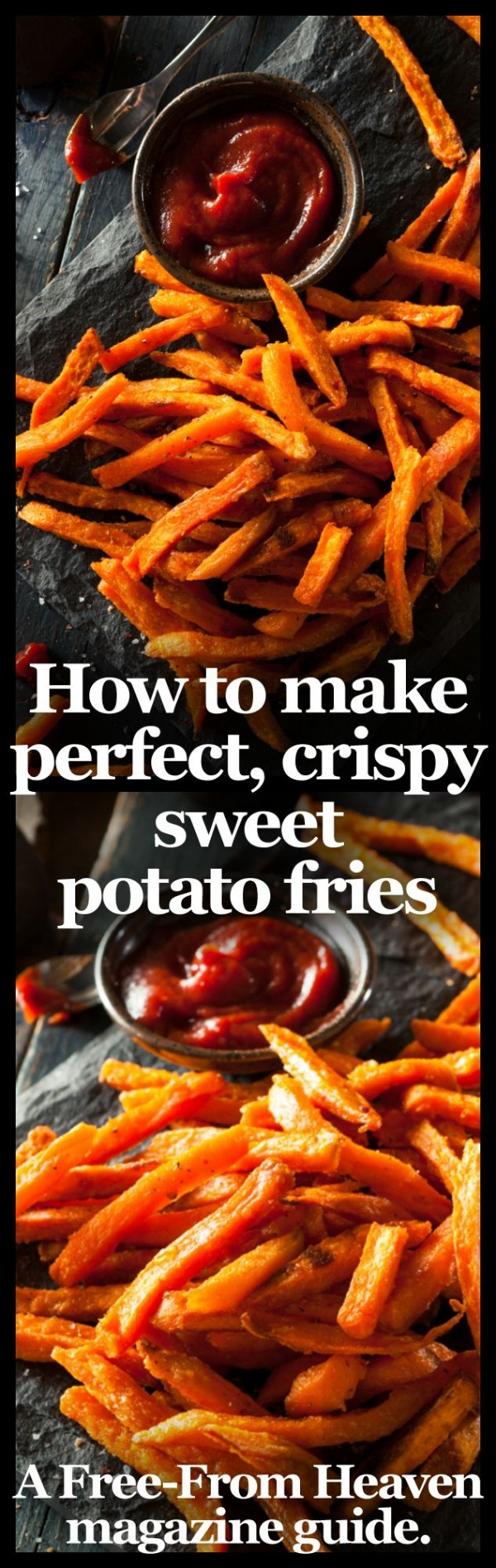Get the recipe Crispy Sweet Potato Fries @recipes_to_go
